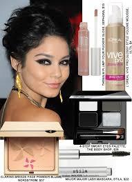 copy vanessa hudgens people s choice awards hair makeup