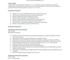 Hrrecruiter Free Resume Samples Blue Sky Resumes