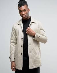 selected trench coat men tan coats official