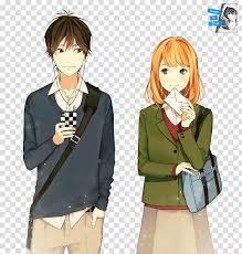 orange anime shōjo manga kakeru naruse