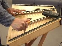 Tuning The Hammered Dulcimer Part 1