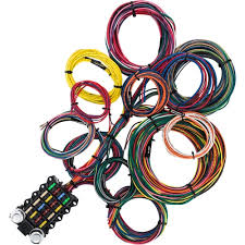 wire harnesses complete wiring kits budget harnesses kwikwire speedway 20 circuit wiring harness reviews 20 circuit budget wire harness