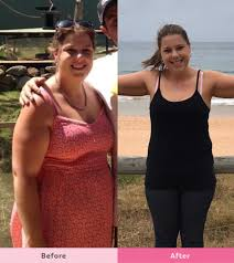 Losing 25kg in 12 months this mum overcome her mental health issues