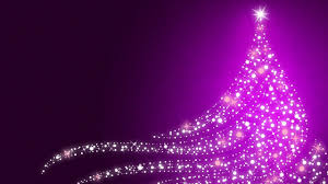 Purple Christmas Tree Wallpapers - Top ...