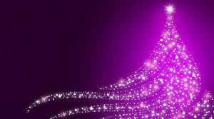 Purple Christmas Tree Wallpapers - Top ...