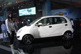 Chevrolet E-Spark Is The Electric Car For The Indian Car Buyer ...