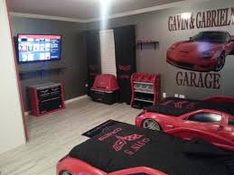 Photo 4 Of 5 17 Best Ideas About Cars Bedroom Themes On Pinterest   Disney  Cars Room, Racing Bedroom