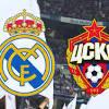 Real Madrid x CSKA