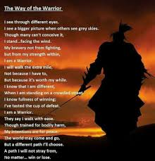 Warrior Quotes Mesmerizing WARRIOR QUOTES Maximizing Performance The Mindful Practice Process