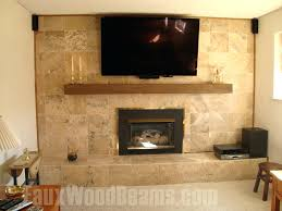 removing mantle from brick fireplace replace propane wood stove pellet mantel cost clearance shelf