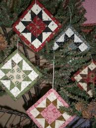 Best 25+ Quilted ornaments ideas on Pinterest | Fabric christmas ... & quilt ornaments Adamdwight.com