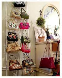 diy purse organizer for closet