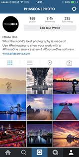 instagram profile 2015. Brilliant Profile Instagram Take Over Phase One Account Paul Reiffer Photographer January 2015  Landscape Cityscape View IPhone U201c Throughout Profile