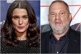 Rachel Weisz: Weinstein's downfall is ...