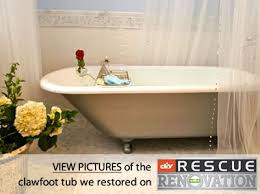 cost of reglazing a clawfoot tub. clawfoot bathtub refinishing cost of reglazing a tub