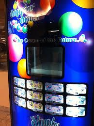 Dippin Dots Vending Machine Near Me Extraordinary Dippin' Dots Vending Machine In Parking Garage Yelp
