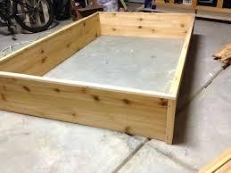 cedar garden box. Cedar Garden Boxes Box Kit W