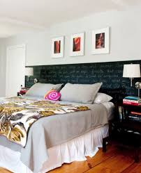 bedroom decor ideas on a budget.  Ideas Chalkboard Headboard  Tutorial 22 Small Bedroom  Decorating Ideas On A Budget Easy DIY Decor On A