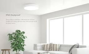 обзор потолочной лампы Yeelight Led Ceiling Light простые вещи