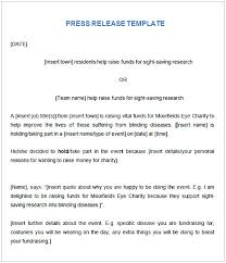 sample press release template free press release template cycling studio
