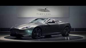Gebrauchtwagen Von Aston Martin