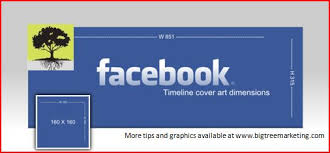 best picture size for facebook big tree marketing facebook cover photo size and profile photo size