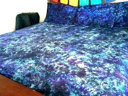 tie dye comforter diy blue twin set sets t