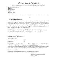 Notary Clause Sample Texas Notarized Letter Templates Free Example ...