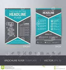 corporate hexagonal brochure flyer design layout template in a corporate hexagonal brochure flyer design layout template in a4