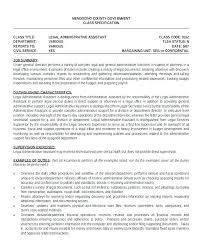 Executive Resumes Templates Best Administrative Assistant Resume Template Executive Manual Best
