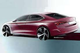 Skoda To Unveil All New 2020 Octavia This Evening Autocar