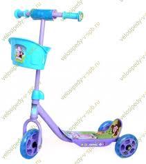 Трехколесный <b>самокат Shantou City Daxiang</b> Plastic Toys ST-PL ...