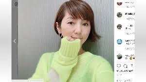 渡辺満里奈子供の写真を載せようとしたら 娘からの一言で気づいたこと