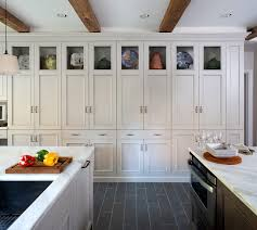 Grey Country Kitchen - Traditional - Kitchen - DC Metro - by JACK ...