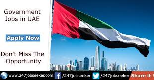 New Jobs Semi Government Jobs In Uae For Freshers Nov 2019