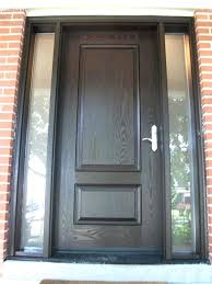 front entry door with sidelites front door with single sidelight sidelights and transoms clever single front