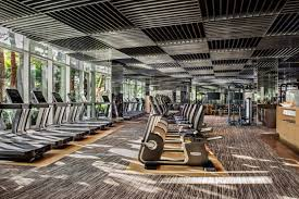 aria resort announces major upgrades to fitness center