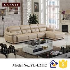 modern furniture living room sofa american sleeper sofa setL shape