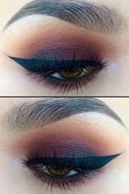 description y smokey eye makeup