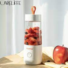 UARELIFFE Vitamer 350Ml Điện Máy Xay Sinh Tố Cầm Tay Tự Động Nhanh Ép Trái  Cây Ép Sạc Sức Chịu Đựng Dẻo Silicone Tay Cầm Tự Làm|