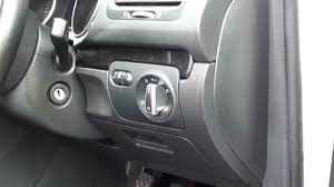 vw golf mk6 interior fuse box location 2008 to 2013 models vw golf mk6 interior fuse box location 2008 to 2013 models
