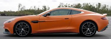 2014 Aston Martin Vanquish Side View ...  O