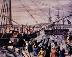 an eyewitness account of the boston tea party archiving early boston tea party
