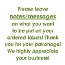 Monogram Return Address Labels 150 Pcs Personalized Monogram Return Mailing Address Labels 1