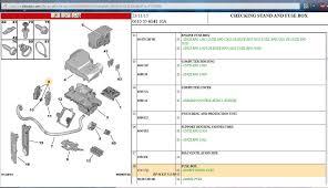c5 x7 fuse box b location french car forum citroen c5 air conditioning diagram at Citroen C5 Fuse Box Diagram