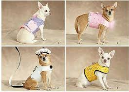 Dog Harness Pattern Classy 48 DIY Dog Harnesses For The Fashion Forward Pup And Owner BarkPost