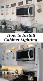 How To Install Kitchen Lighting Led Strip Step Diy Network How To