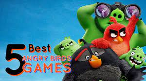 Best Offline Angry Birds Games    Offline Angry Birds Games - YouTube