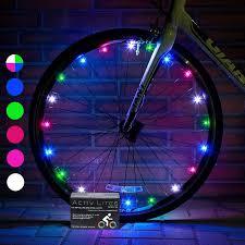 Best Bike Wheel Lights Activ Life Led Bicycle Wheel Lights Christmas Presents For