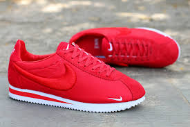 nike running shoes 2016 red. hot nike classic cortez 2016 gs flowers running shoes red white